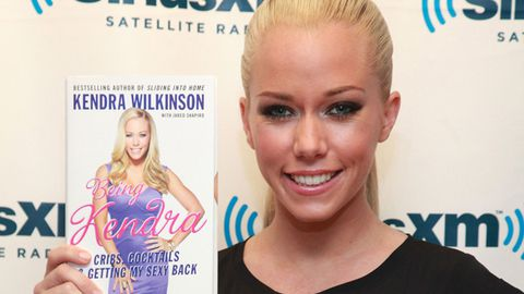 Kendra Wilkinson's new book has the word sex 'on almost every page'