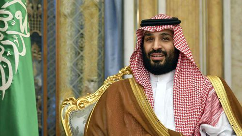 Crown Prince Mohammed Bin Salman has been implicated in the murder of a Washington Post journalist, and presides over countless human rights abuses in Saudi Arabia.