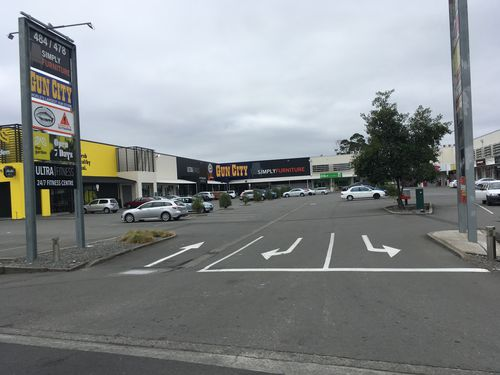 Accused Christchurch mosque shooter Brenton Tarrant allegedly got the weapons he used at Gun City firerams store.