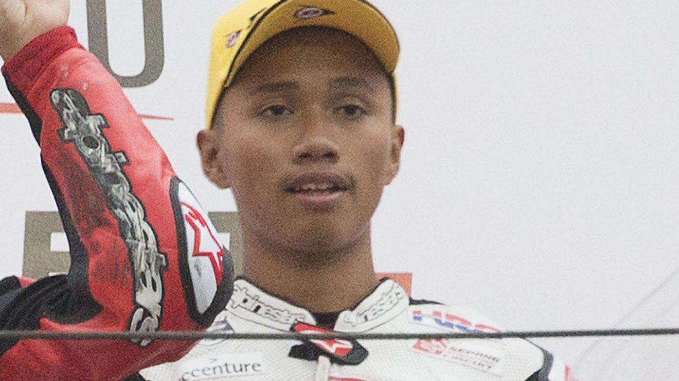 Indonesian rider Afridza Munandar dies in MotoGP lead-up event at Sepang