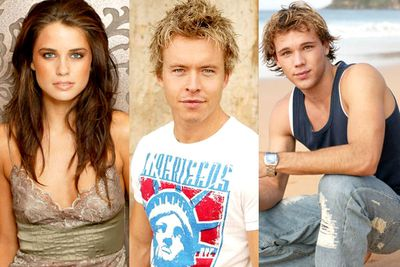 <B>The scandal:</B> In 2009 the cast of <i>Home & Away</i> was only missing rock'n'roll. Stars Jodi Gordon and Todd Lasance (left) were busted on drugs charges, while Lincoln Lewis (right) was busy filming sex tapes. <br/><br/><B>OMG factor:</B> Crikey! Australian scandals are relatively few and far between, so the fact that all three of these wel- loved stars screwed up in such a short time was nothing short of impressive. You'd think that after the first one went down, the others would have been more careful...
