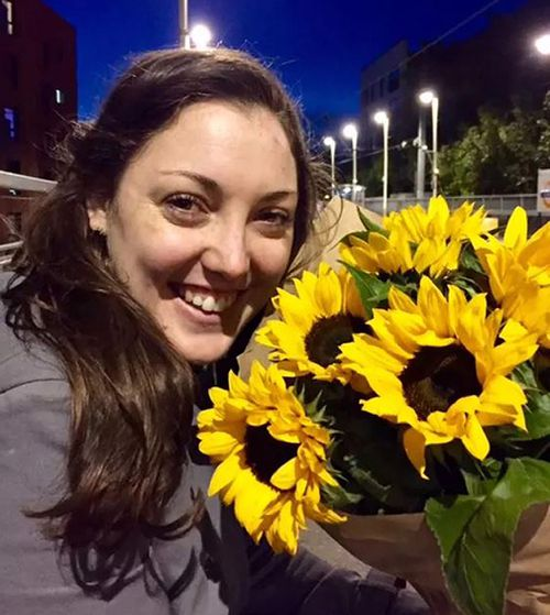 Kirsty Boden, 28 - along with Spanish victim Ignacio Echeverria - feature on this year's Civilian Gallantry list announced. Picture: Supplied