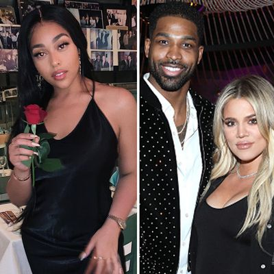 That time Khloé's boyfriend allegedly cheated with Jordyn Woods