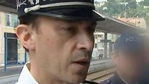 Senior French policeman Emmanuel Grout. (Supplied)