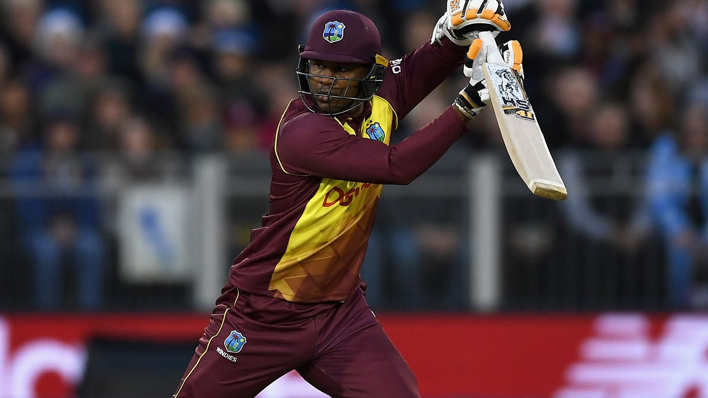 Former West Indies batsman Marlon Samuels.