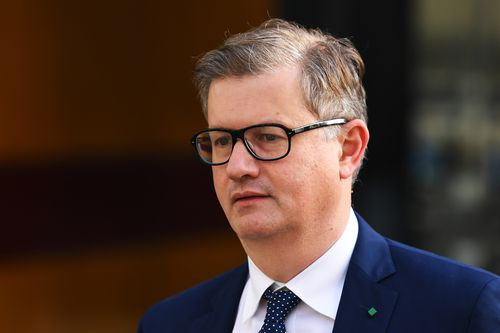NAB chief operating officer Andrew Hagger has danced around questions at the Royal Commission.