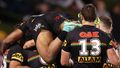 Panthers dominate in clash against Roosters