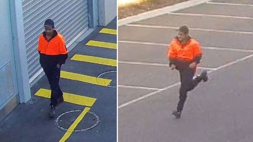 Police have released images of a man they believe may be able to assist with their investigation into an alleged assault last week. (Victoria Police)