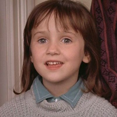 Mara Wilson as Natalie Hillard: Then