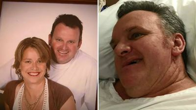 Wife of stroke victim facing divorce to pay for medical costs