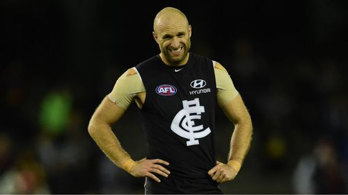 Judd has been forced to make a decision on his playing future after a serious injury. (AAP)