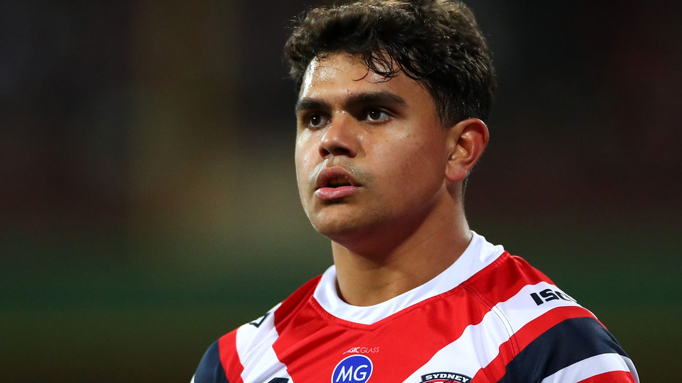 Roosters star Latrell Mitchell's racism stand draws more trolls