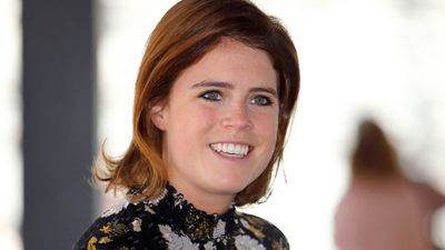 Princess Eugenie 'recycles' her outfits, too