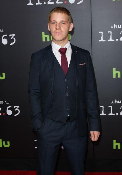 Daniel Webber, 11.22.63, premiere