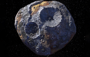 NASA provides photos of rare metal asteroid worth more than entire world's economy