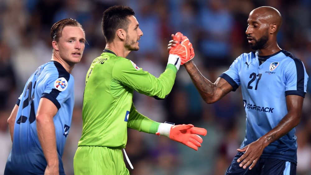 Guangzhou win to fuel Syd FC in A-League