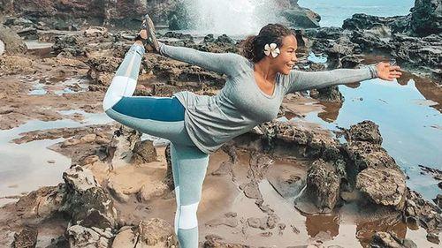 Wellness blogger Sia Cooper.