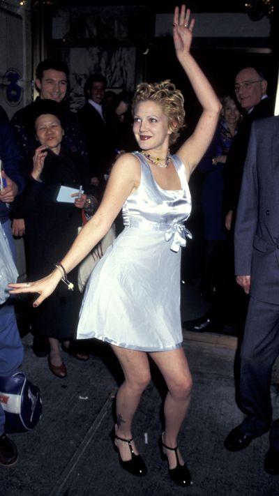 Drew Barrymore: Then...