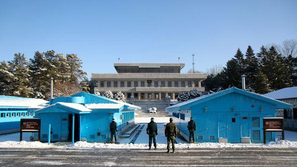 South Korea DMZ