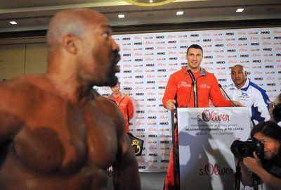 Boxing's most violent press conferences