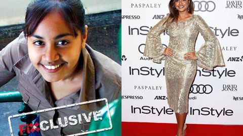 EXCLUSIVE! Jessica Mauboy on her evolution from 'bush girl' to style icon