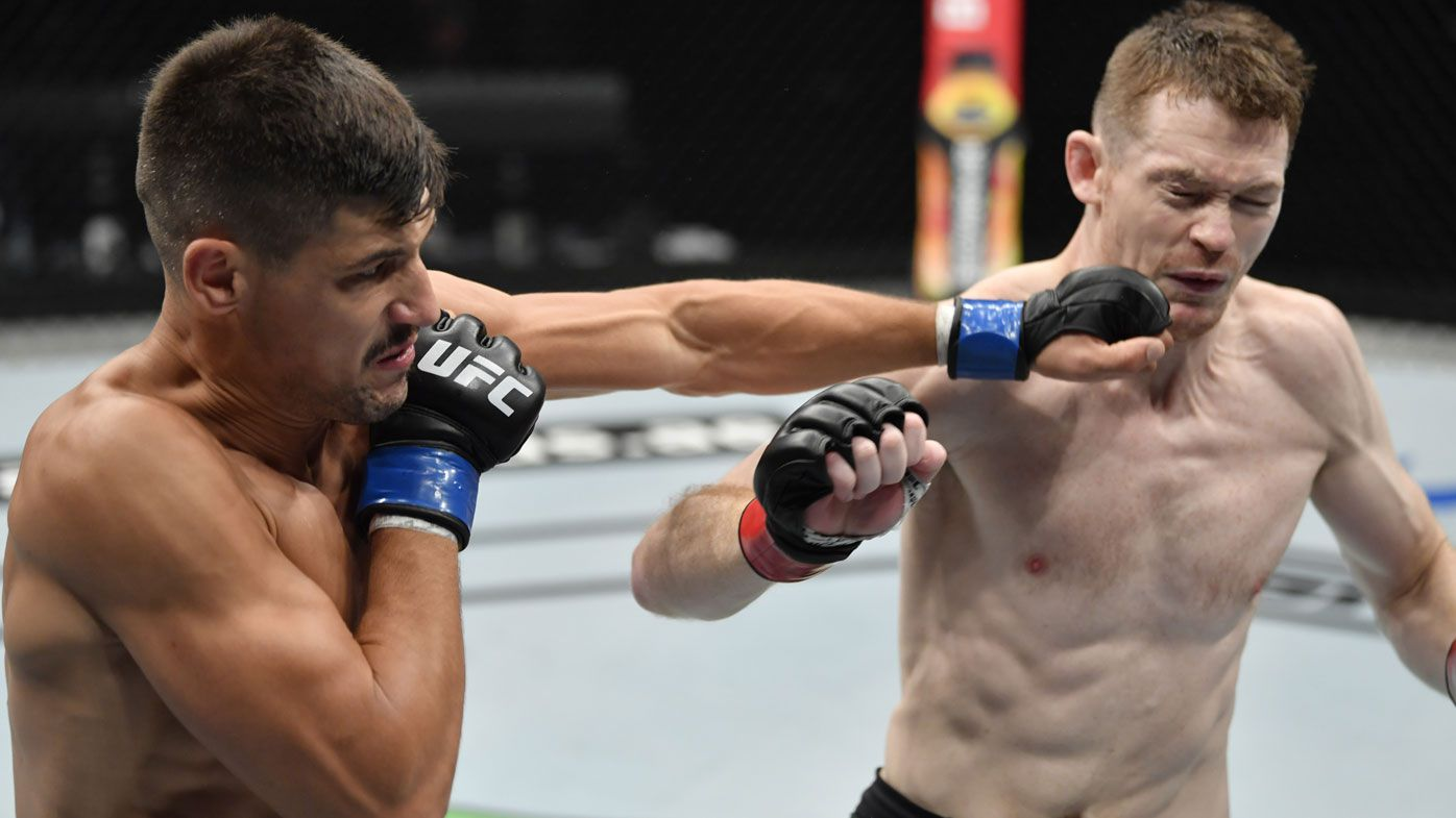 Joe Duffy, one of Conor McGregor's conquerors, retires from MMA after poor UFC loss