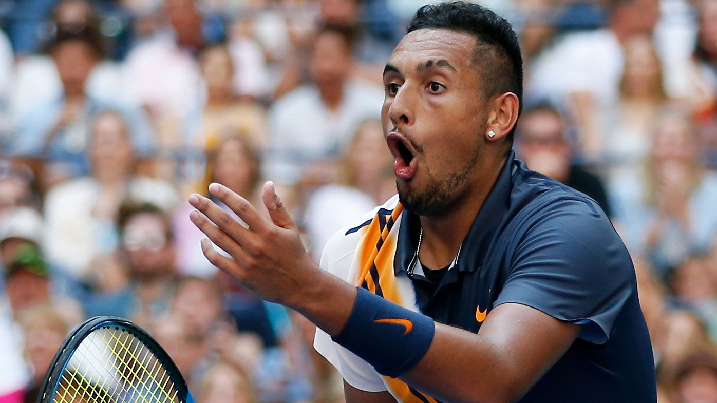 John McEnroe warns that Nick Kyrgios could walk himself out of the game due to poor attitude