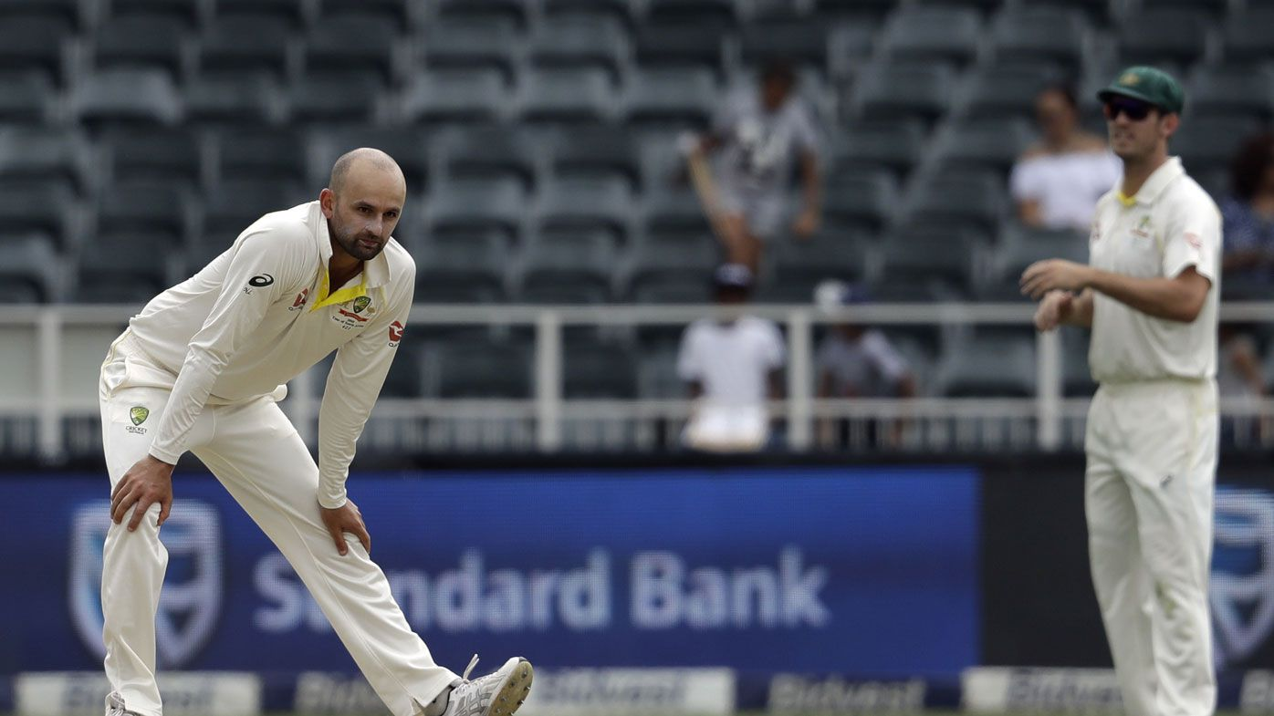 Proteas post 488 in Test against Aussies