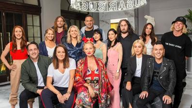 The brand new cast of Celebrity Apprentice Australia.