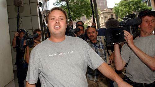 Ms Stuart's son, Rodney Phillips, pleaded guilty to failed arson attacks on the family home of Carl Williams' parents.