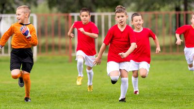Why kids have so much energy: they're fitter than endurance athletes