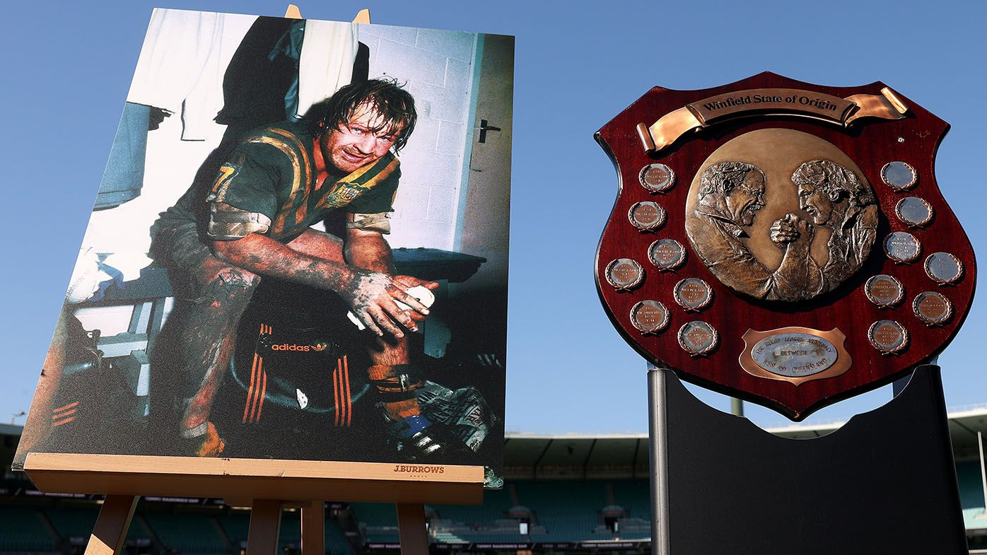 Rugby league icon Tommy Raudonikis farewelled at emotional SCG memorial service