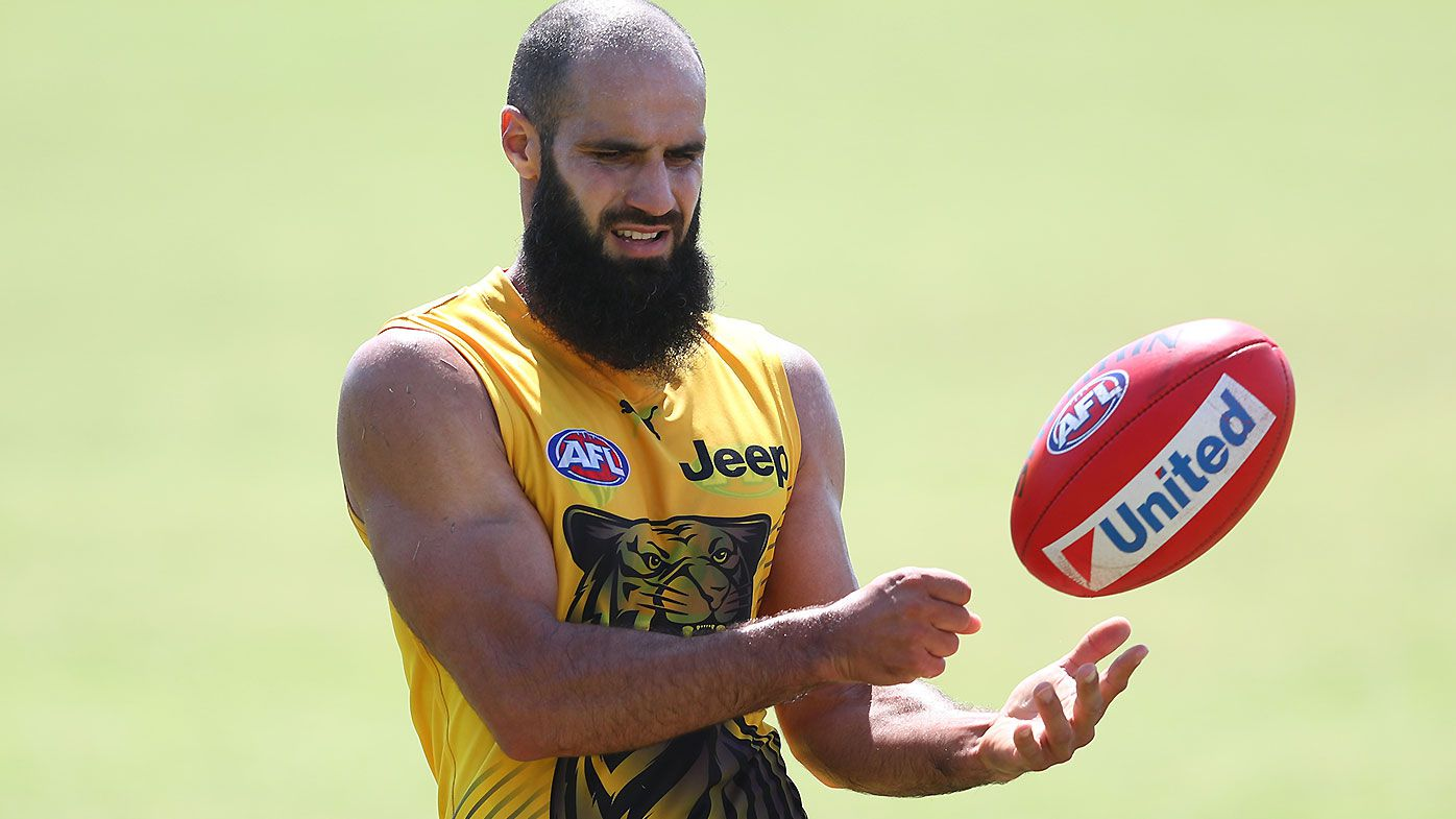 Richmond star Bachar Houli reveals his mother is in intensive care battling COVID-19