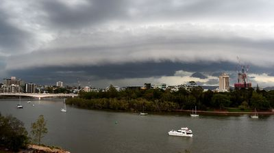 <p>The Bureau of Meteorology said scattered storm warnings remain for the interior of Queensland.</p>