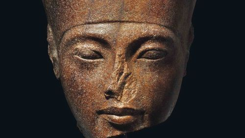 Egypt is attempting to halt the sale of an ancient statue at Christie's auction house in London over concerns that it may have been stolen.