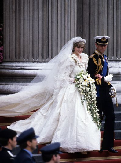 Princess Diana 'traumatised' by Princes Charles' words at engagement