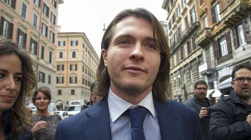 Rafael Sollecito. (AP)