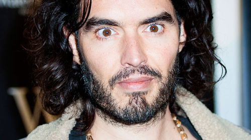 Russell Brand faces Twitter ban after posting reporter's private details