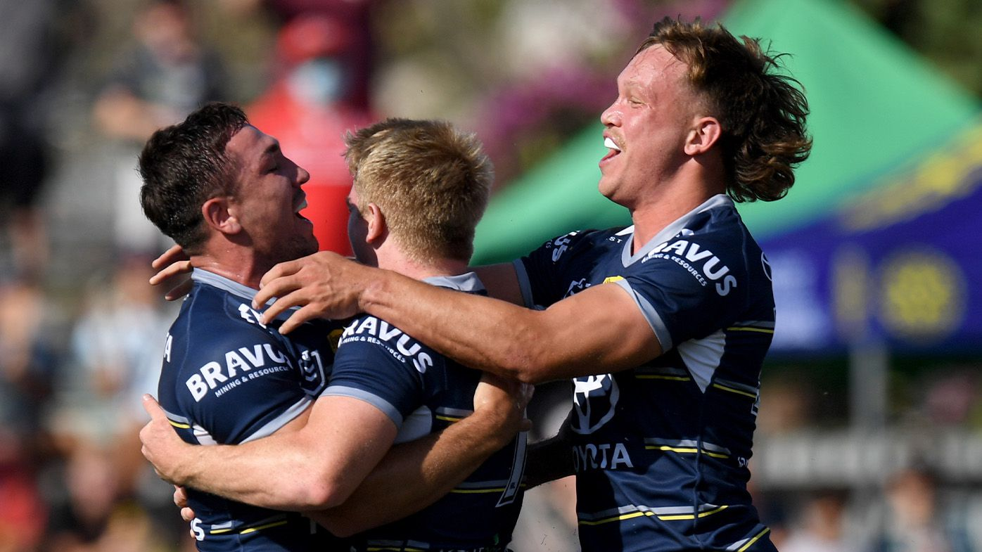 Cowboys snap 10-game losing streak in emphatic fashion, end Dragons' slim finals hopes