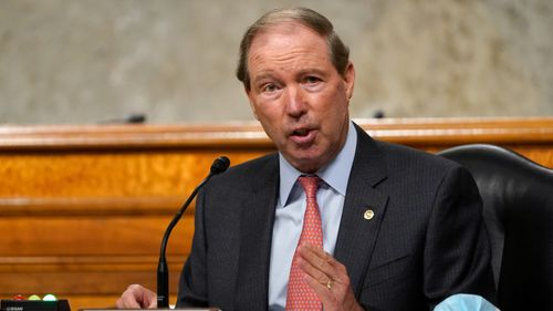 President Joe Biden is nominating former New Mexico Sen. Tom Udall (pictured) to serve as his ambassador to New Zealand and Samoa.