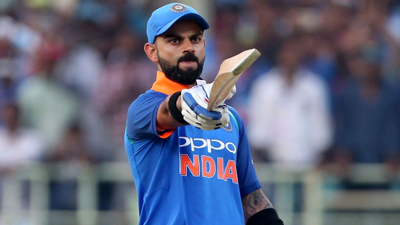 India squad for last 3 ODIs against West Indies - Complete List