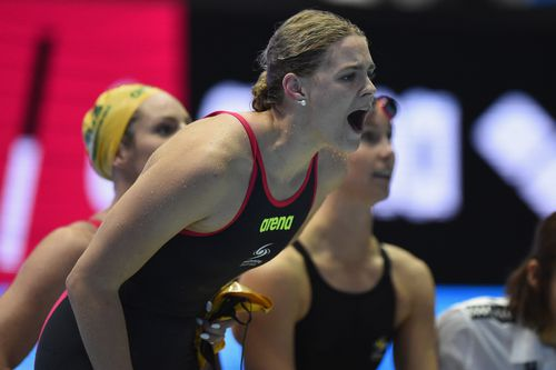 Australian swimmer admits to positive dope test