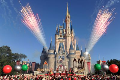 <strong>2. Walt Disney World Resort, Orlando, Florida, America</strong>