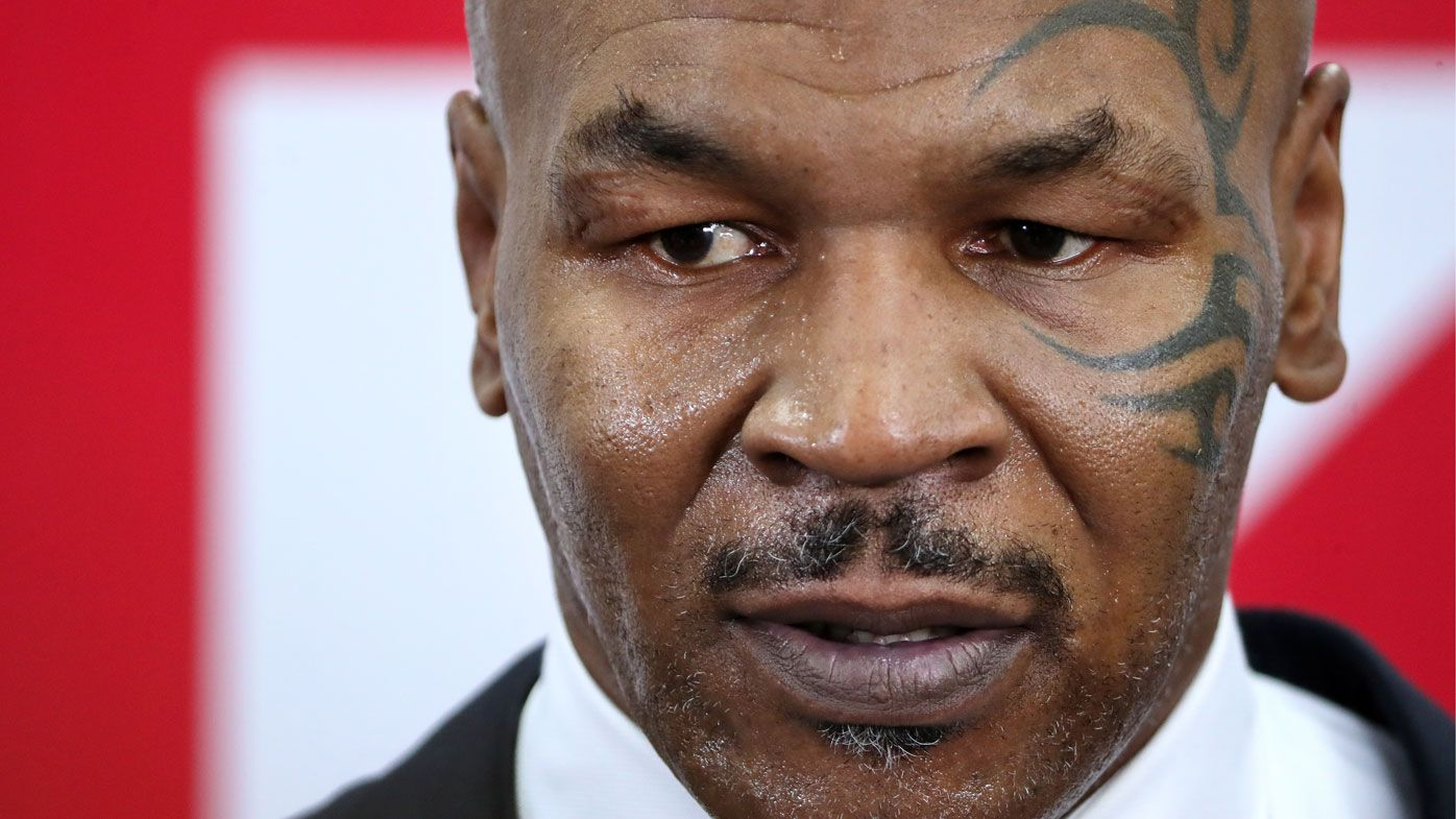 "Mike Tyson, Roy Jones promise a fight in ""exhibition"" return"