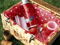 3 ways to make your picnic healthier