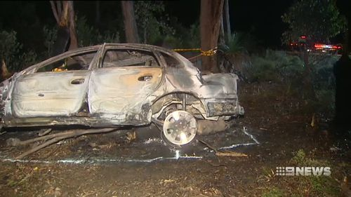 A 29-year-old man has been charged over the death of his passenger who was unable to be saved from a fiery crash east of Perth.