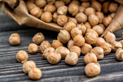 <strong>Chickpeas</strong>