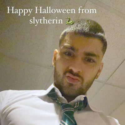 Halloween 2020: Zayn Malik