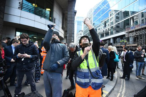 """""""The incident has had a considerable impact on police, other emergency services and the local community,"""" City Of London Police Commander Karen Baxter said."""