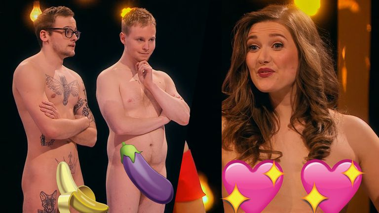 Naked Attraction Season 1 Ep 3 Tracy and Matthew, Watch TV